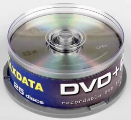 DVD-R Traxdata 16x