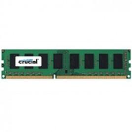 RAM Crucial 2GB DDR3 1600MHz