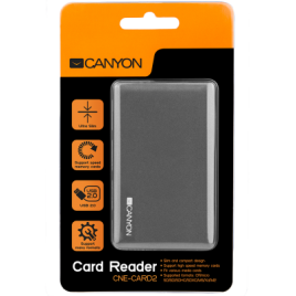 Card Reader Canyon CN-CARD2