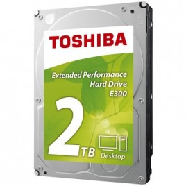 HDD Toshiba 2TB Sata E300 64MB