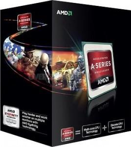 AMD A4-Series X2 5300 sck FM2