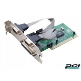 PCI Asonic con. 2xRS232 + 1ser