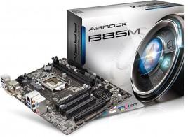 MB ASRock B85M PRO4