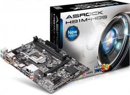 MB Asrock H81M-HDS sck1150