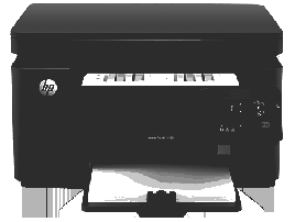 Printer HP LJ Pro M125a mult.