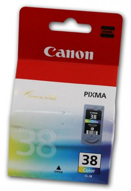 TINTA Canon CL-38