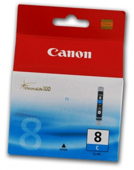 TINTA Canon CLI-8C
