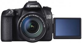 Foto Canon EOS 70D+EF 18-135