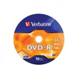 DVD+/-R Verbatim 10 Wagon W.