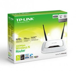 WLAN TP-LINK Router TL-W841ND