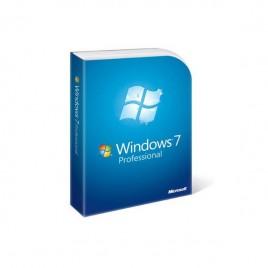 MS Windows 7 Prof. 64bit ENG