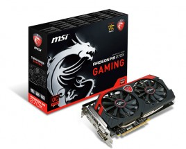 VGA MSI R9 270X 4GB OC GAMING