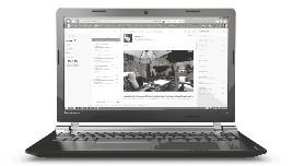 Notebook Lenovo 100-15IBY DASC