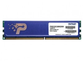 RAM Patriot 2GB DDR2 800MHz