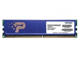 RAM Patriot 2GB DDR2 800 Signa