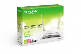 WLAN TP-LINK Router TL-MR3420