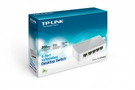 Switch TP-LINK 5port SF1005D