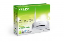 Wlan TP-LINK TL-WR743ND