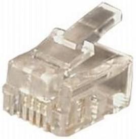 Transmedia RJ-11 konektor