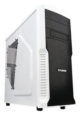 Case Zalman Z3 plus White