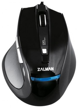 Miš Zalman ZM-M400 black USB