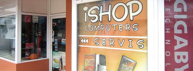iShop prodaja