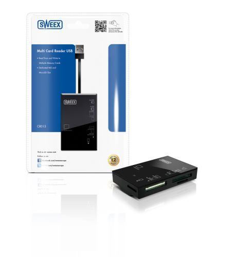 Card Reader Sweex CR015 USB