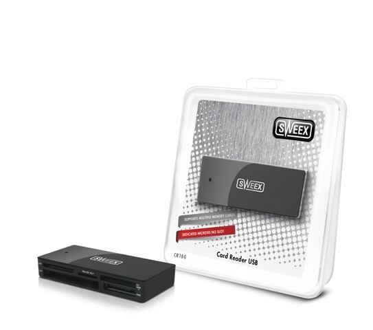 Card Reader Sweex CR180 USB