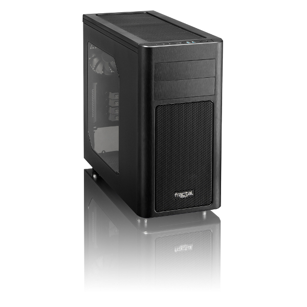 Case Fractal ARC Mini R2 crno