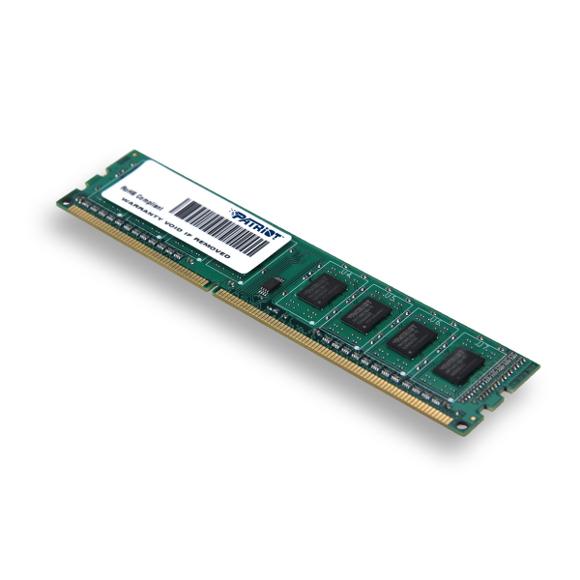 RAM Patriot 4GB DDR3 1600MHz