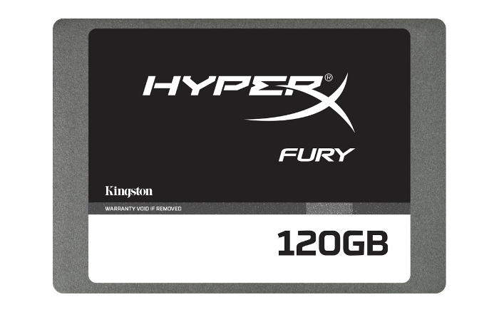 SSD Kingston 120GB HyperX Fury