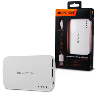 Canyon battery charger CPB78W
